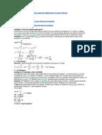 Segunda Ley de Newton Aplicada Al Movimiento Circular Uniforme