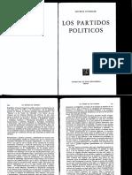 DUVERGER,MAURICE  Los Partidos Políticos.pdf