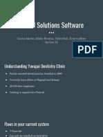 dental solutions software