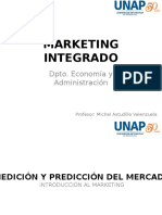 4 Medición y Predicción del Mercado