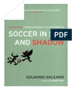 Soccer In Sun And Shadow Pdf
