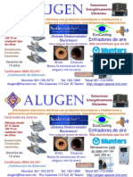 Alugen -Solar Scale Watcher y Munters Volante Feb 2010