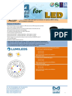 BuLED-30E-LUM LED Light Accessory to Replace MR16 Fitting for Lumileds Modulars