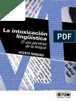 La Intoxicacion Linguistica