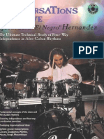 Percussion - Drums - Horacio El Negro - Conversations in Clave