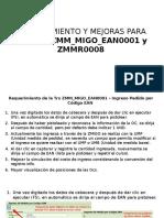 Zmigo y Zreg Info