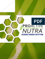 Proactive Nutra Packet