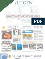 Catálogo Alugen Primavera 2010