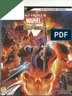 Ultimate Marvel vs. Capcom 3 BradyGames Official Guide [Part 1]