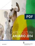 2014 Reseña Anuario Arte y Cultura