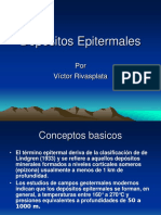 Yacmin Vgrm Unidad IV Sistemas-epitermales-II