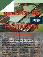 Celdas de Flotacion Data 23