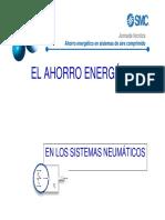 Smc (El Ahorro Energético en Sistemas de Aire Comprimido)
