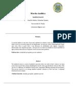 Marcha Analitica quimica inorganica