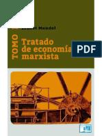 Tratado de Economía Marxista Tomo I - Ernest Mandel