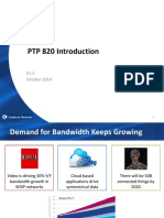 PTP820 Channel Webinar Email
