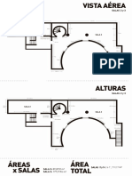 Plano Salas de Exhibicion 12 y 3 Fuga 0-1