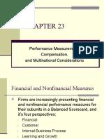Cost12eppt_23 Performance Measurement