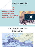2013 Cae I Romano invasión bárbaros.ppt