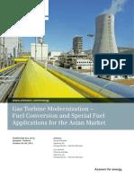 Siemens Technical Paper Gas Turbine Modernization