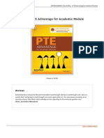 Wiley s Pte Advantage for Academic Module