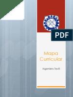 Mapa Curricular 4