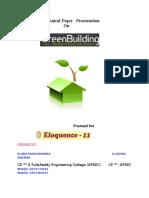 6. Green Building