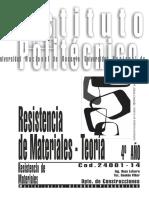 24001-14 RESISTENCIA DE MATERIALES - Teoría.pdf