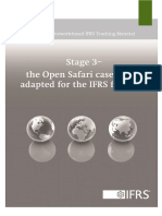 2014 Stage 3 Open Safari Case Study Adapted for the IFRS for SMEs