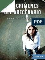 Los Crimenes Del Abecedario - Esteban Navarro