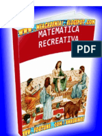 MATEMÁTICA RECREATIVA_DE YACOK PERELMAN