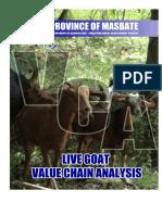 Masbate Goat VCA