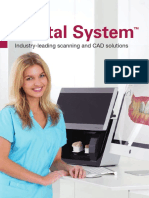 Dental System 2015 Brochure English