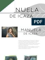 Catálogo de obras MANUELA DE ICAZA (Abril 2017)