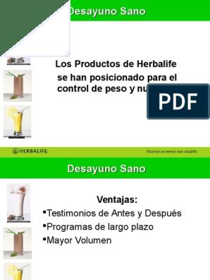 productos para bajar de peso herbalife distributor