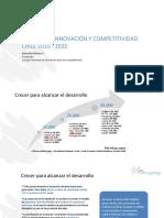 Agenda de Innovacion y Competitividad Chile