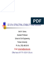 CE 579 Lecture 3 Stability-Energy Method