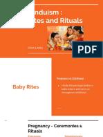 hinduism rites and rituals