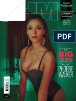 FHM Philippines April 2017