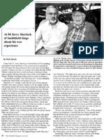 Smithfield Magazine Article July2010 Jerry's Story