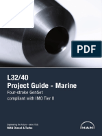 L32-40 GenSet TierII