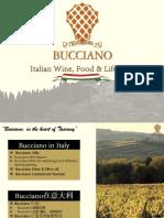 Bucciano Brand Presentation