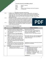 1. RPP Fisikaklas X KD 3.7-4.7 S-2 2017-Dinamika Gerak