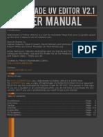 Nightshade UV Editor 2.1 - User Manual
