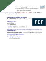 Details for DST-NIMAT PROJECT.doc