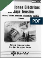 Instalaciones Electricas en Baja Tension _RA MA