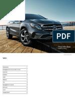 Listino Prezzi Mercedes GLA 2017