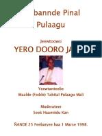 PDF GRATUIT DICTIONNAIRE PULAAR FRANÇAIS TÉLÉCHARGER