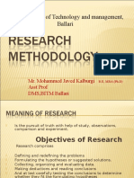 Researchmethodology Javed