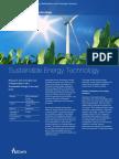 SustainableEnergyTechnology MSc